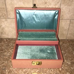 Vintage Mele Jewelry Box